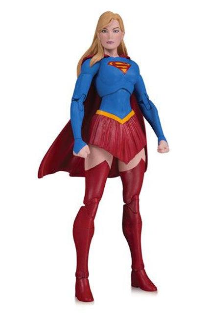 DC Essentials Action Figure Supergirl 16 cm