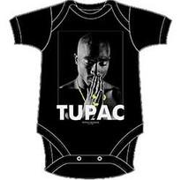 Tupac Kids Baby Grow: Praying