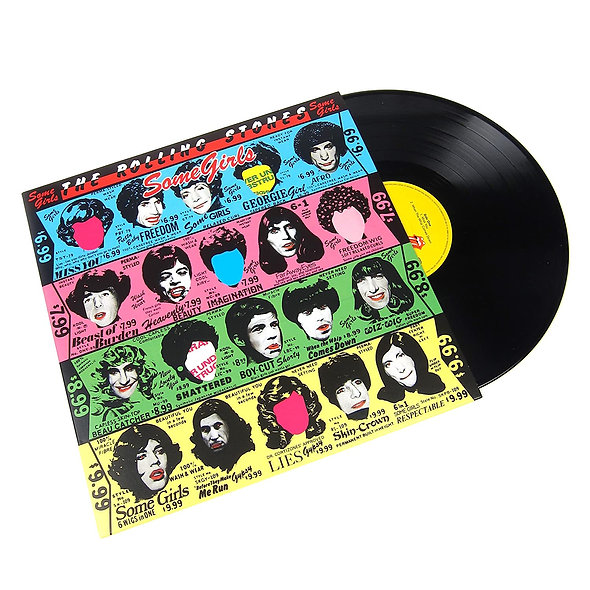 Rolling Stones (The), Some Girls