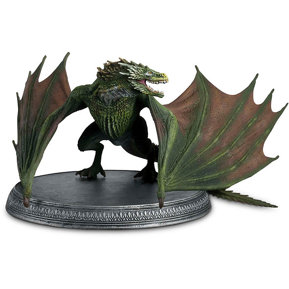 Game Of Thrones, Rhaegal Dragon Model