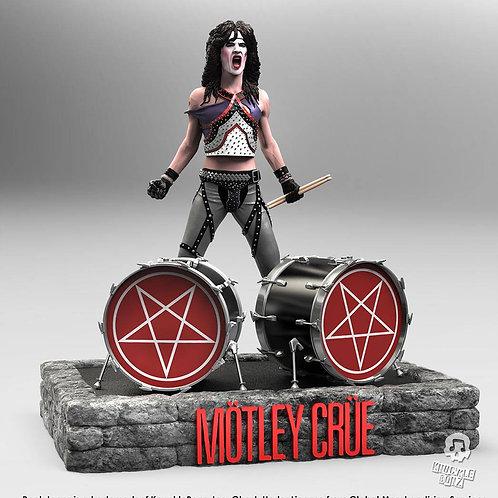 Mötley Crüe Rock Iconz Statue 1/9 Tommy Lee 22 cm