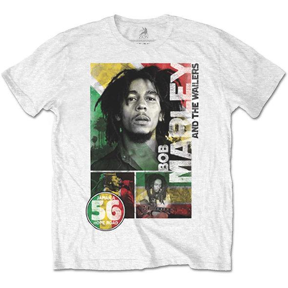 Bob Marley, 56 Hope Road Rasta