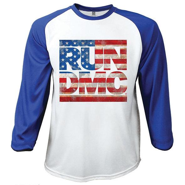 Run DMC Americana Long Sleeve