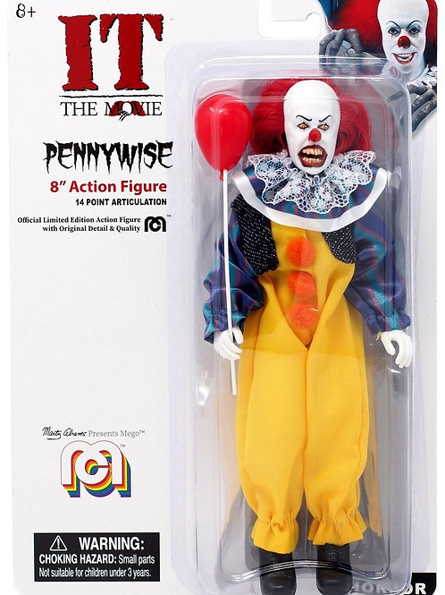 Stephen King's It 1990 Action Figure Pennywise
