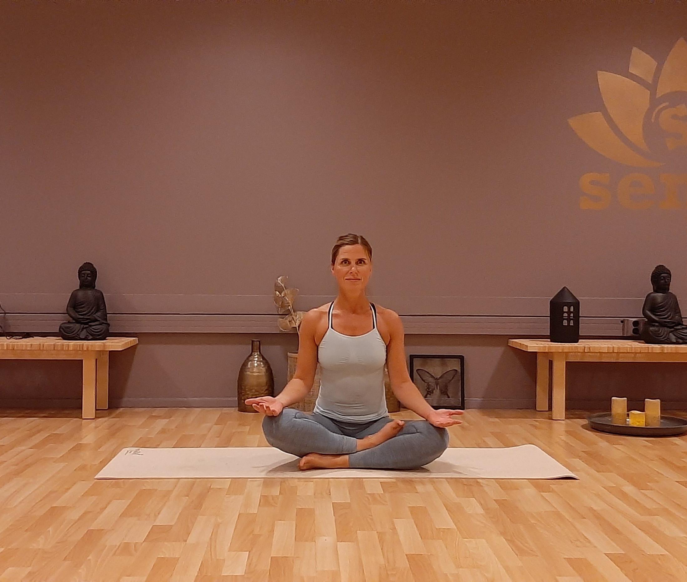 dynamisk yoga med vibeke onshuus
