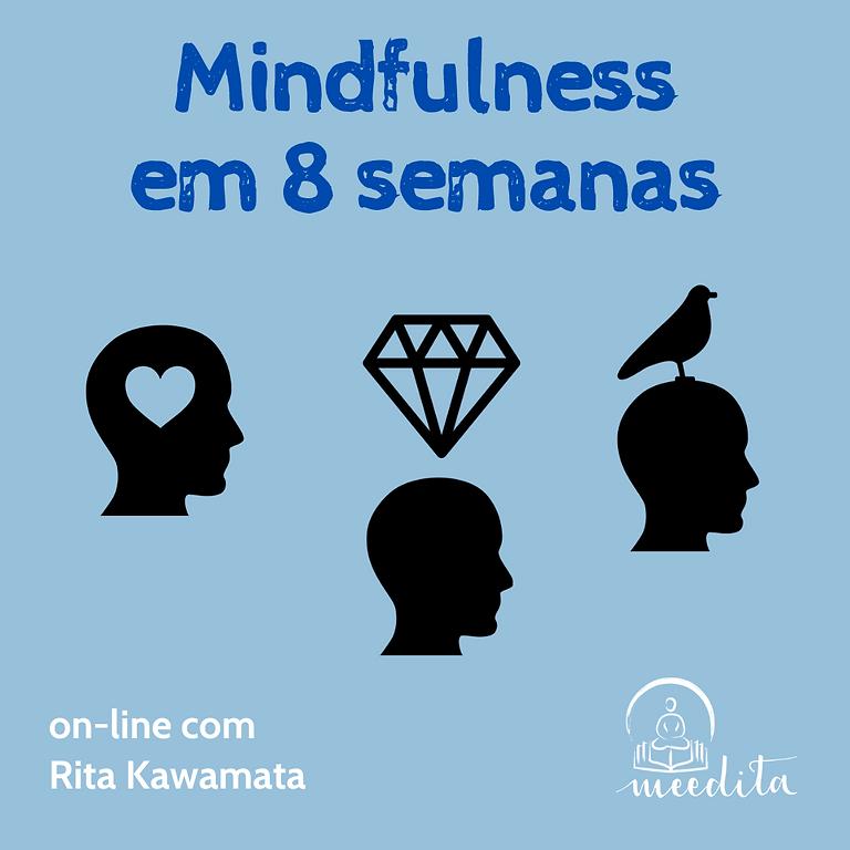 Mindfulness em 8 semanas