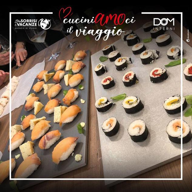 Serata sushi