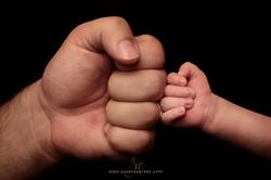 Susana Apraez, fotos bebes