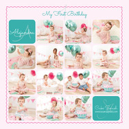 Cake smash o fotos cumpleaños, susana apraez