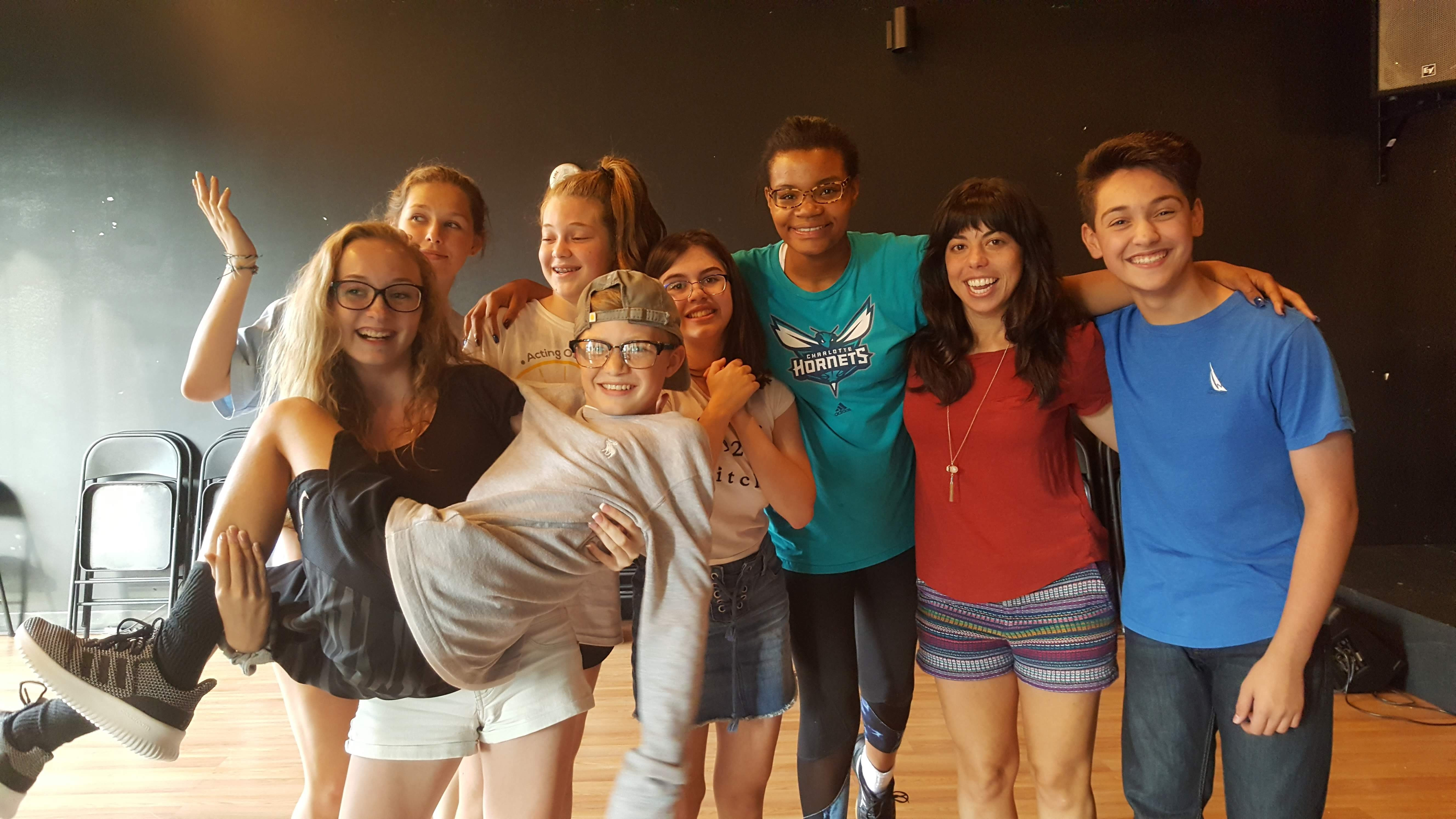 Improv for High School and Youth