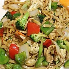 Pad Kee Mao ( Drunken Noodles)