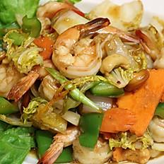 Cashew Nut Shrimp
