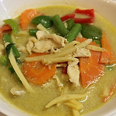 Green Curry (hot)