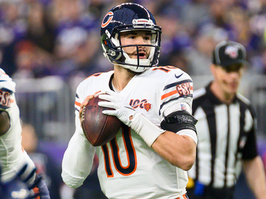 Who should the bears have as there Quarterback next year?