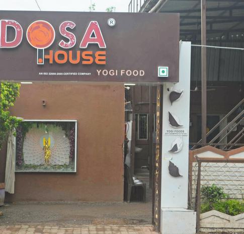 Dosa House Jamnagar Board