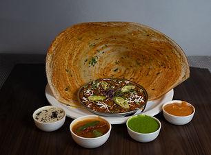 South Indian Food at Jamnagarm, Dosa House