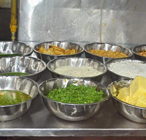 Dosa House Kitchen Setup