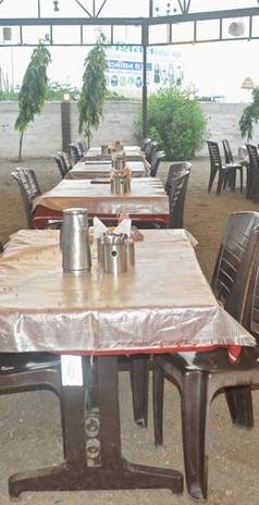 Spacious Restaurant Seating 1