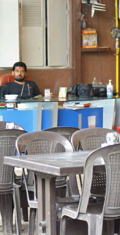 Dosa House Inside View 1