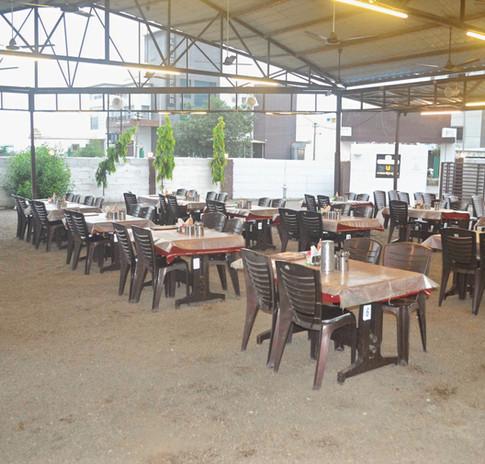 Spacious Restaurant Seating 2