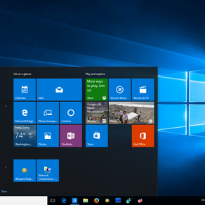 "Personalize o menu ""Iniciar"" do Windows 10"