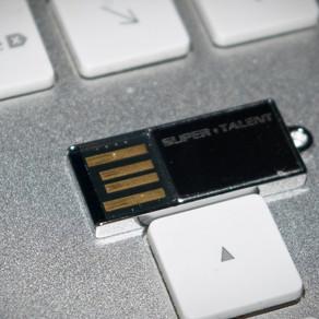 """Já não precisa de clicar em """"safely remove hardware"""" para retirar a pen do PC"""