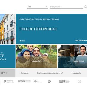 Já conhece o novo portal de serviços públicos, o ePortugal?