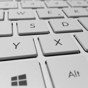 10 Atalhos de Teclado essenciais para Windows 10