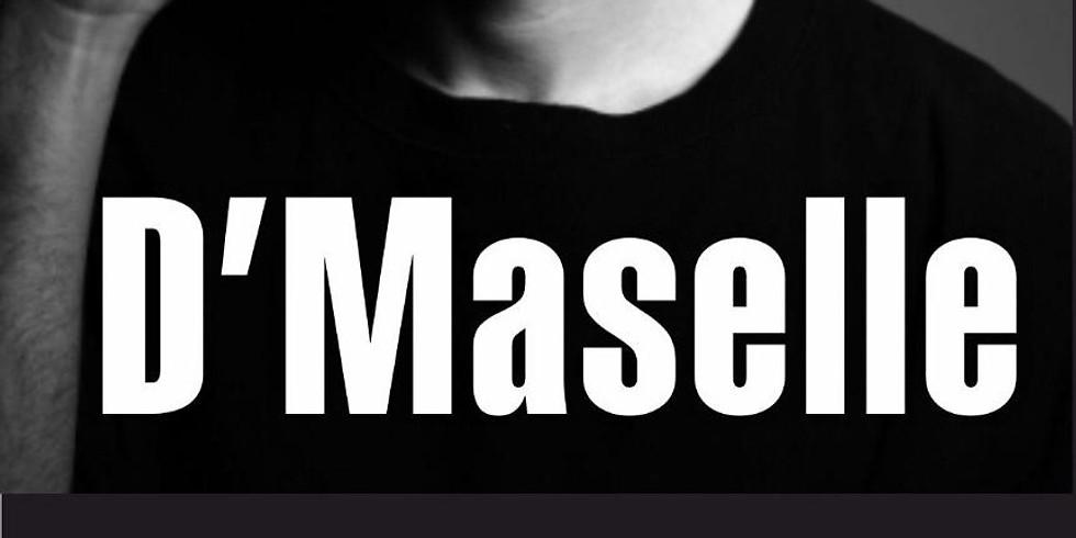 DJ D'Maselle