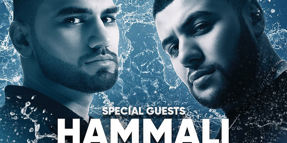Модный проект Hammali & Navai