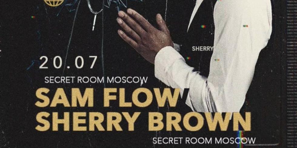 Sam Flow & Sherry Brown!
