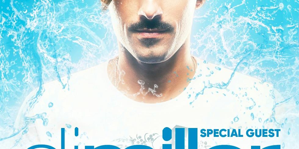 VinoGrad Pool - DJ Miller!