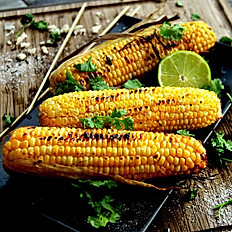 Сладкая кукуруза гриль