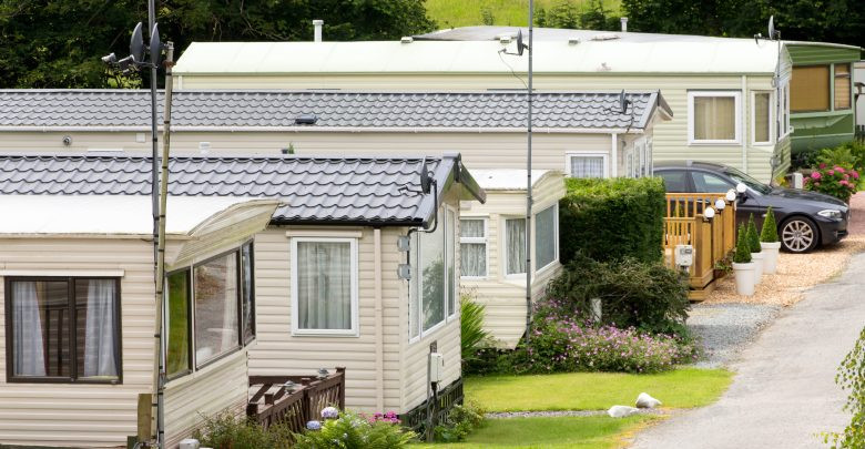 Manufactured Home, Mobile Home Park Investing