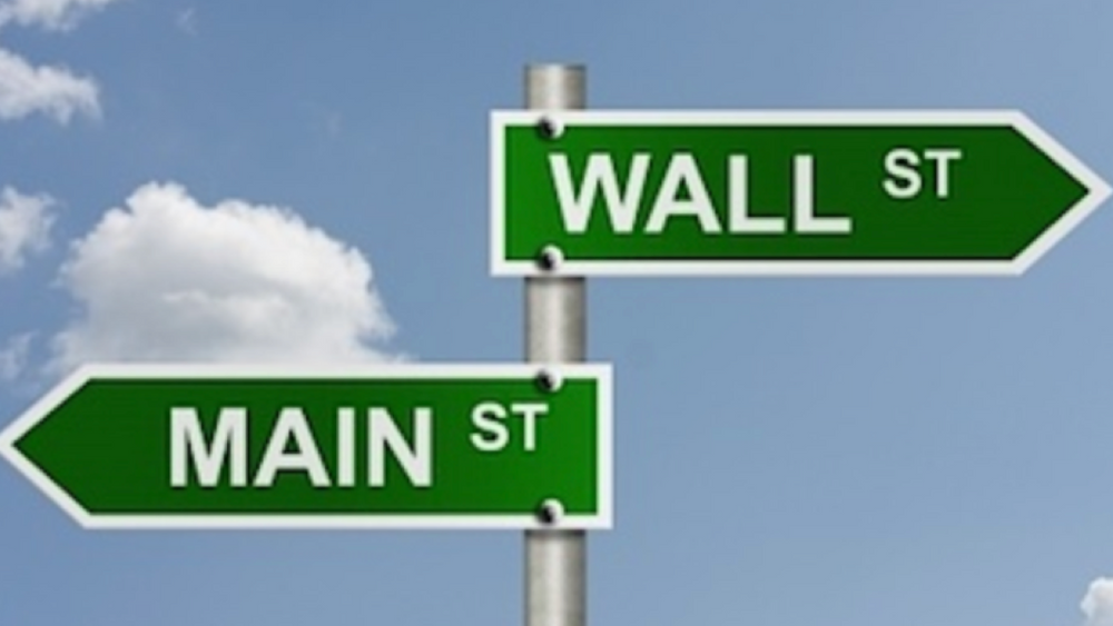 Wall Street vs Main Street Real Estate Investing Passive Income