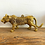 Thumbnail: Gold Wild Animal Hanging Decoration/Ornament Set
