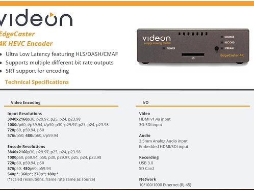 Videon EdgeCaster