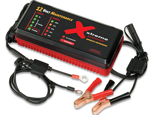 Xtreme Battery Maintenance Charger Desulfator