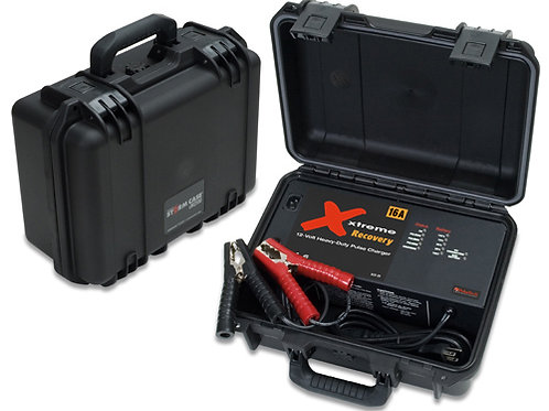 12V Battery Recovery Charger & Desulfator 16 Amp