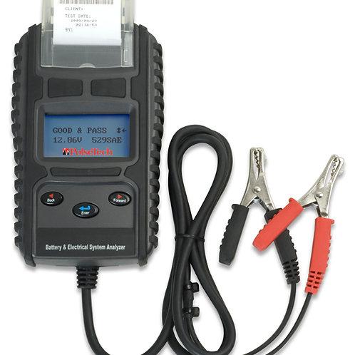 12V Digital Battery Tester w/ Built-in Printer