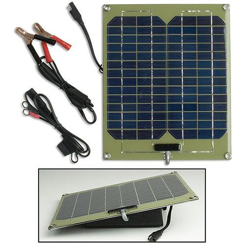 24V Battery Solar Charger Maintainer 6.3-Watt