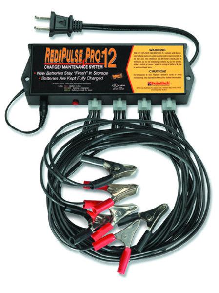 RediPulse12 Station Battery Maintenance System