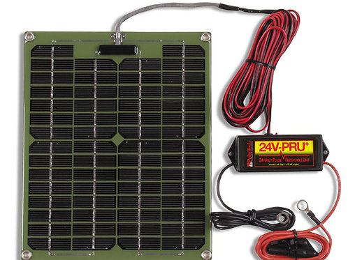 PulseTech Solar 24-Volt Battery Charger Desulfator