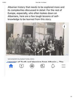 Kapllani Facebook Post Page 3
