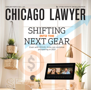 Chicago Lawyer Magazine Feb/Mar 2021 - Feature Article