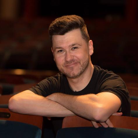 Patrick Fitzwater (Director, Choreographer)