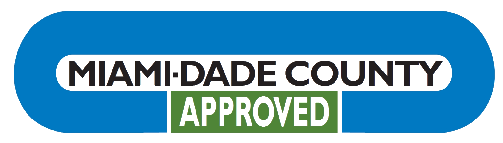 Miami Dade County Approved Vendor