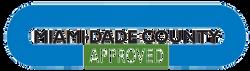 Miami Dade County Approved Vendor