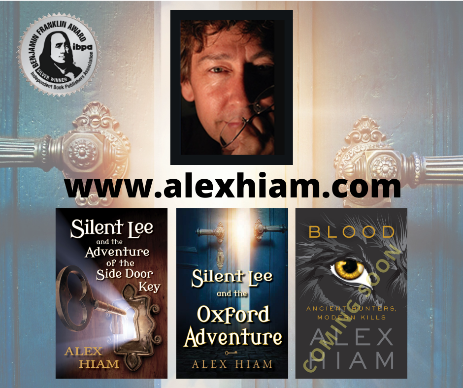 Alex Hiam, Author