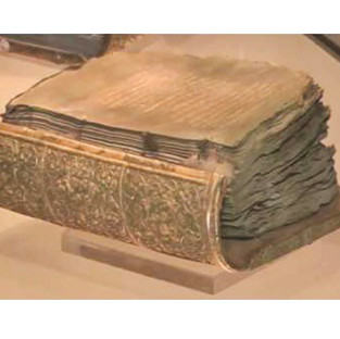 Codices of Berat: During WWII, Commandant Cakrani hid and protected the Codex Purpureus Beratinus (the Codices of Berat), a manuscript gospel written in Greek in the sixth century, which the Nazis sought in connection with their international cultural looting.